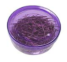 57333 HEADED PINS - 500 PCS IN ROUND BOX HEADED PINS - 500 PCS IN ROUND BOX 57333