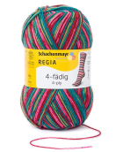 C9801269 REGIA - COLOR 4-PLY 100GR A PDF version of the catalogue is available under menu/press/Schachenmayr (login necessary) Regia4plyColor