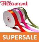 F43760301 SATIN RIBBON DOUBLE SIDED 03MM The indicated price is the SUPERSALE price !