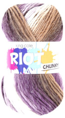 KC1025 RIOT CHUNCKY 100G A PDF version of the catalogue is available under menu/press/KingCole (login necessary) KC1025
