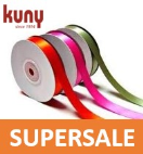 KU22355050 SATIN RIBBON DE LUXE 50MM The indicated price is the SUPERSALE price !