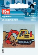 P923112 APPL. PATCH EXCAVATOR 1 ST APPL. PATCH EXCAVATOR 1 ST 923112_VS.jpg