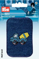 P923116 APPL. PATCH JEANS RECTAN.CEMENT MIXER 1 ST APPL. PATCH JEANS RECTAN.CEMENT MIXER 1 ST 923116_VS.jpg