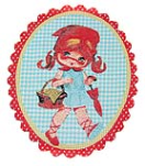 WL60007 MOTIF LITTLE GIRL - IRON ON 57MM x 71MM Individually packed faee5ab20fe964f23bb8f051e5b30fef.JPG