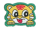 WL60048 MOTIF BABY TIGER - IRON ON 29MM x 33MM Individually packed f01419f3d4ac08a17c4e49b4ab495091.JPG