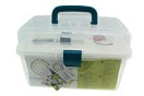 WL60100 SEWING BOX FILLED SEWING BOX FILLED NAAIDOOS GROOT GEVULD