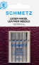 SZL SEWINGMACHINE NEEDLES  LEATHER - CARD 5PC SEWINGMACHINE NEEDLES  LEATHER - CARD 5PC SZL